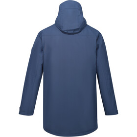 Regatta Largo III Waterproof Insulated Jacket Men, brunswick blue